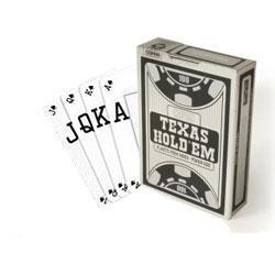 Copag Texas Hold'em - Silver Peek (Schwarz)