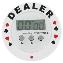 Digitaler Timer Button